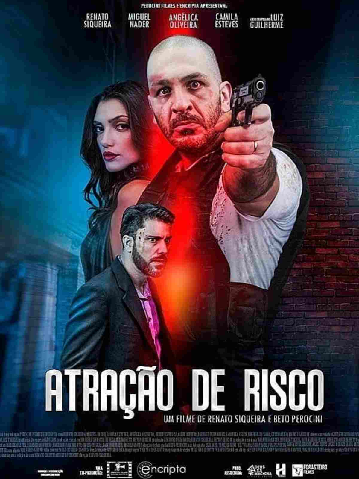 Atração de Risco - Filme 2020 - AdoroCinema