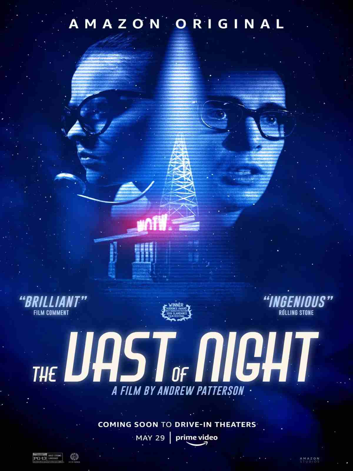 A Vastidão da Noite - Filme 2019 - AdoroCinema