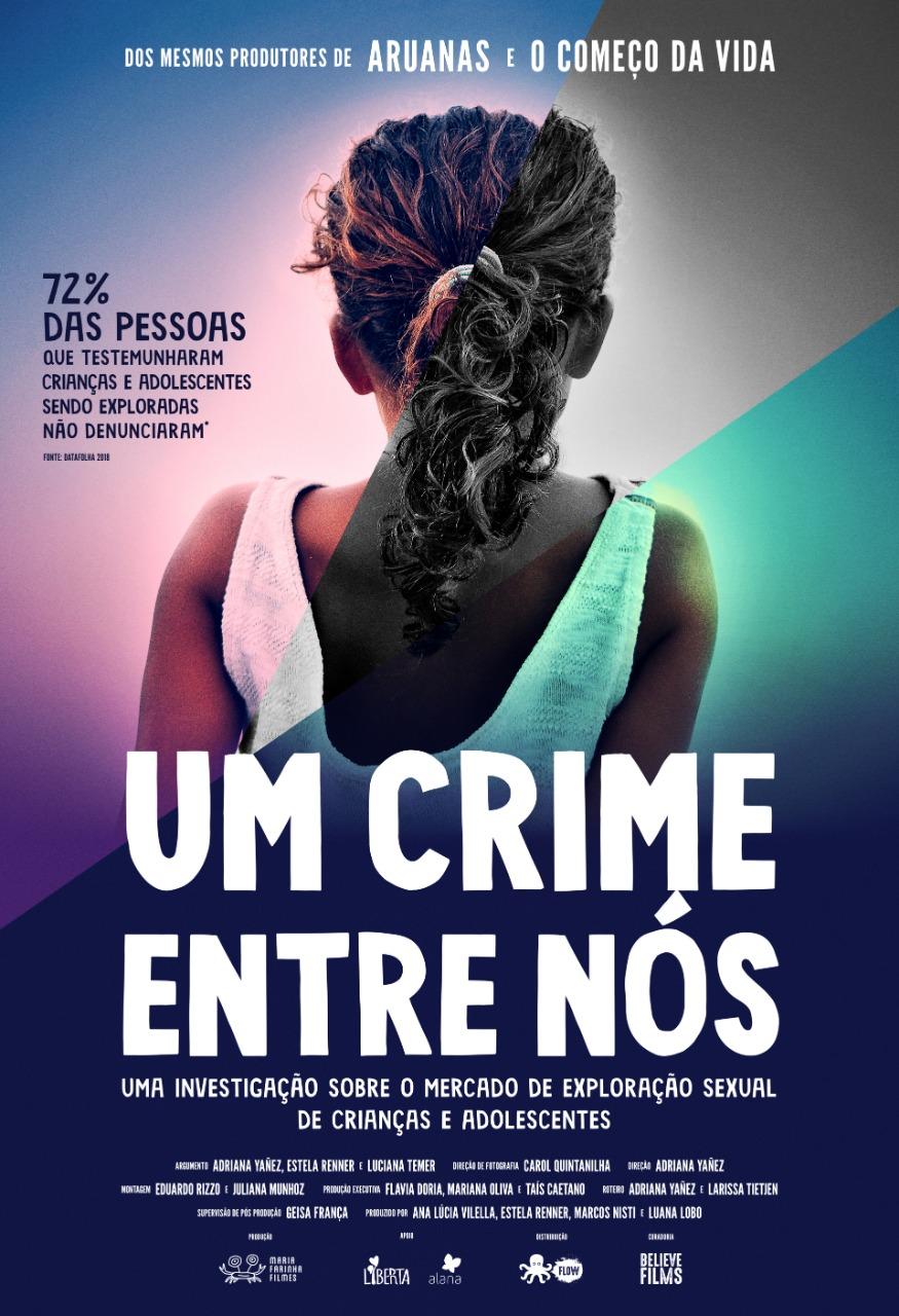 Um Crime Entre Nós - Filme 2020 - AdoroCinema
