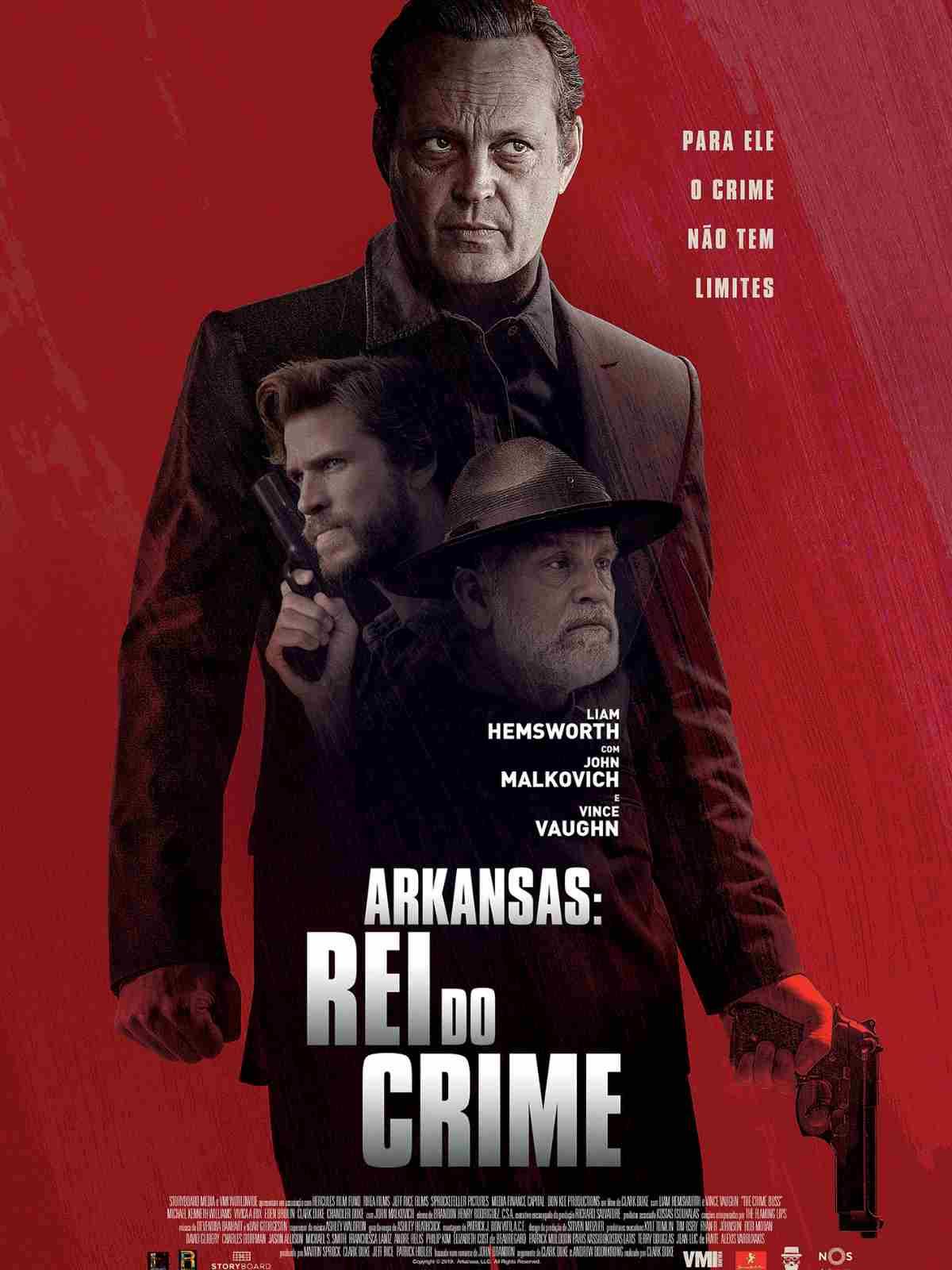 Arkansas - Rei do Crime - Filme 2020 - AdoroCinema