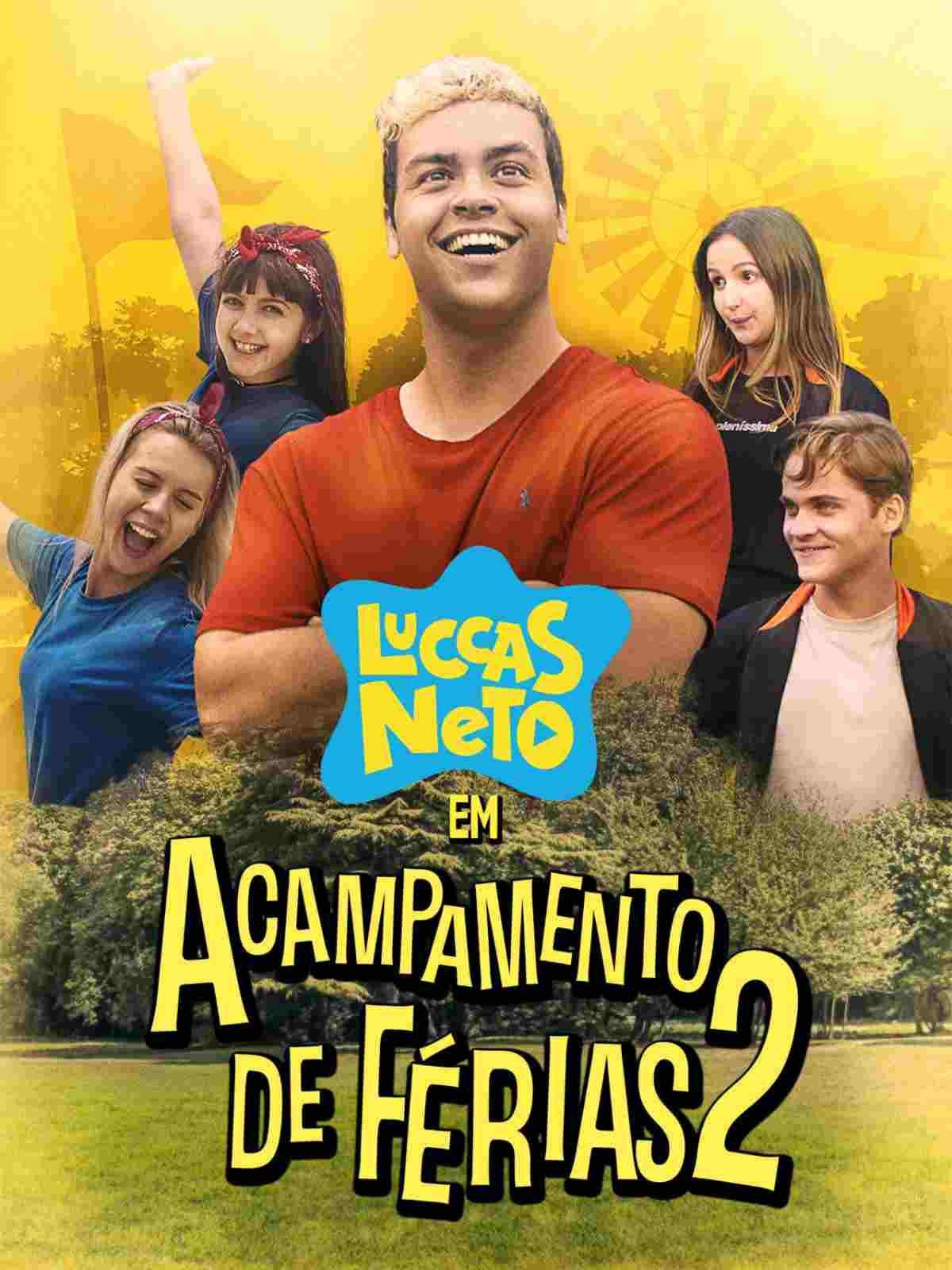 Luccas Neto Em: Acampamento de Férias 2 - Filme 2019 - AdoroCinema