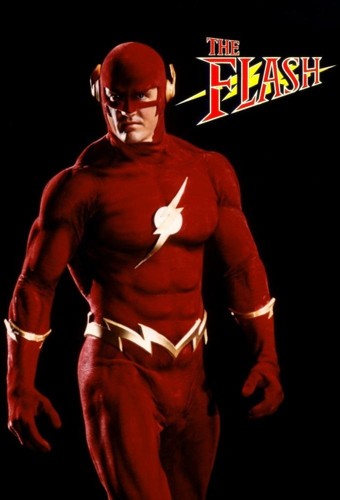 The Flash (1990) - Série 1990 - AdoroCinema