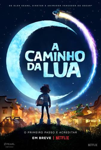 A Caminho da Lua - Filme 2020 - AdoroCinema