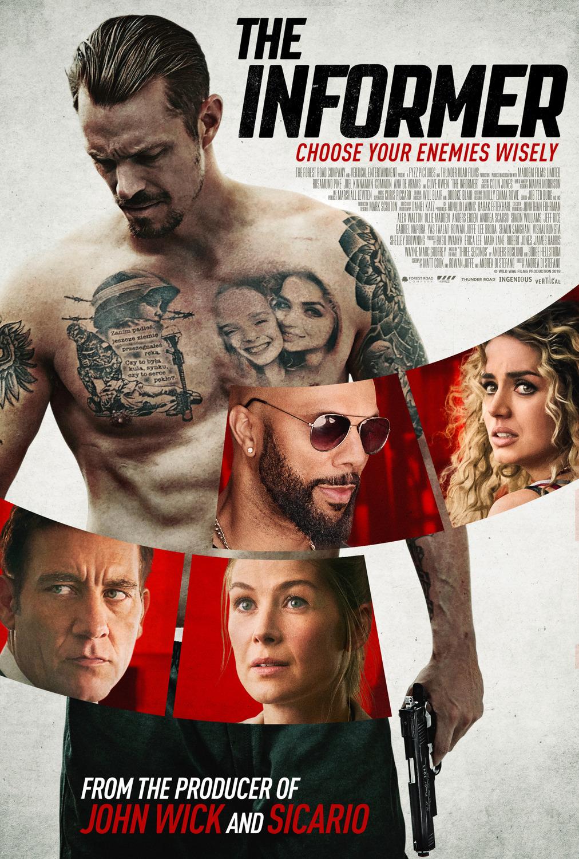 O Informante - Filme 2019 - AdoroCinema