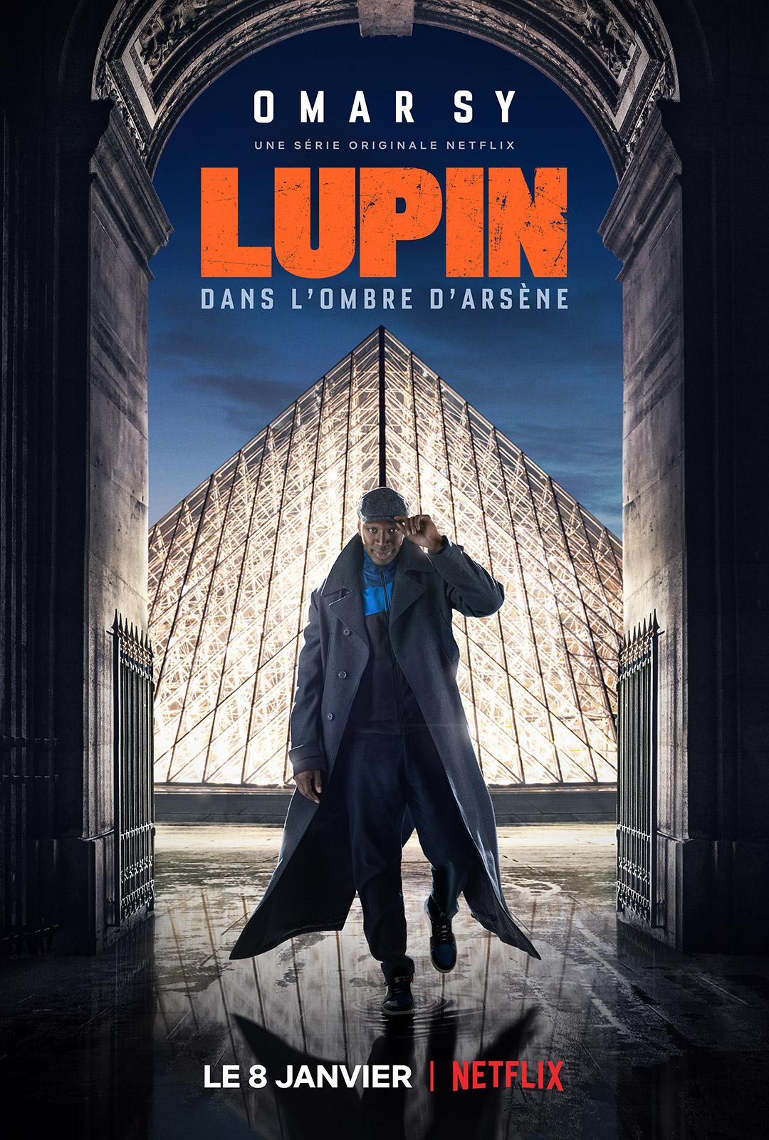 Lupin - Série 2021 - AdoroCinema