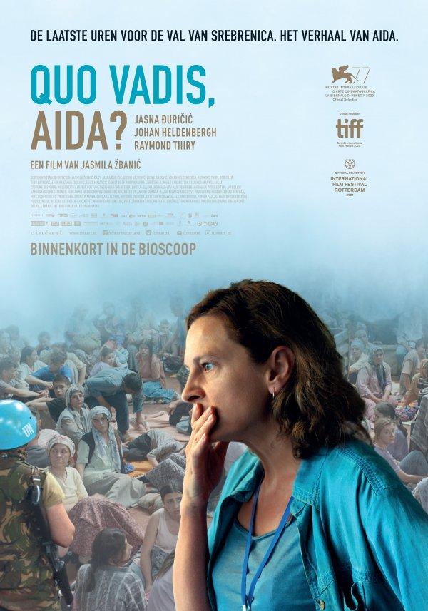 Quo Vadis, Aida ? poster - Foto 2 - AdoroCinema