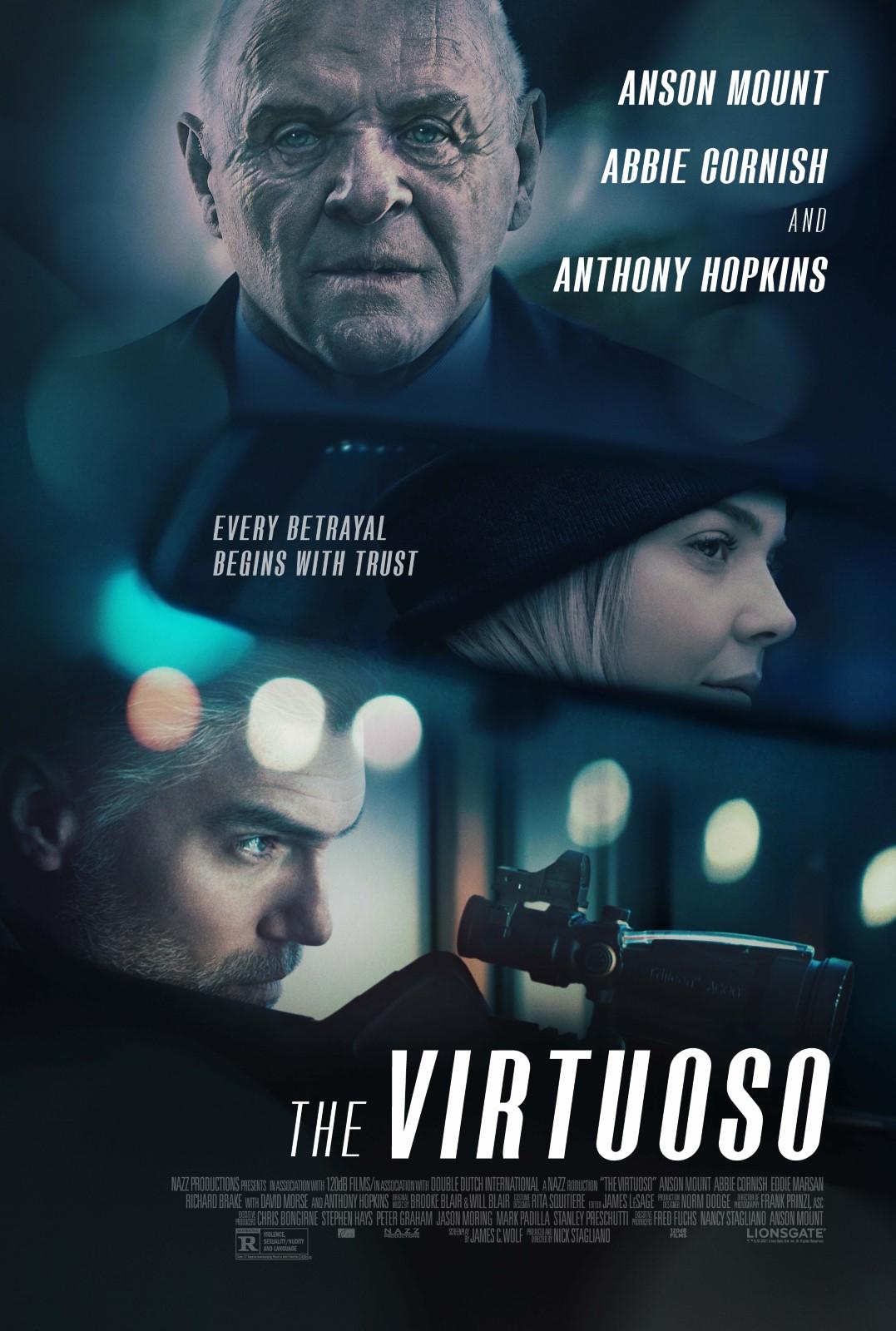 The Virtuoso poster - Foto 1 - AdoroCinema