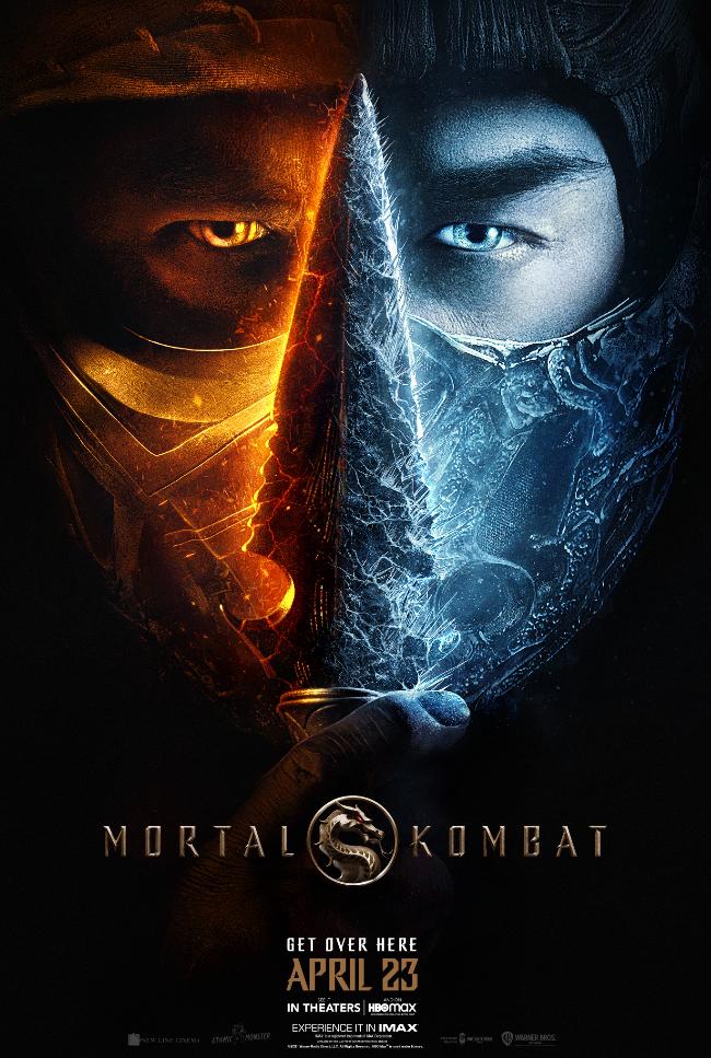 Mortal Kombat Filme 2021 Adorocinema