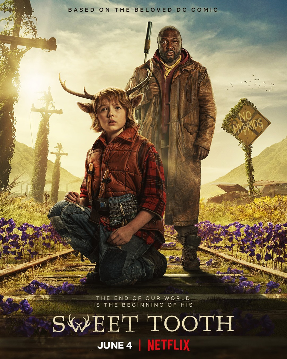 Sweet Tooth - Série na Netflix