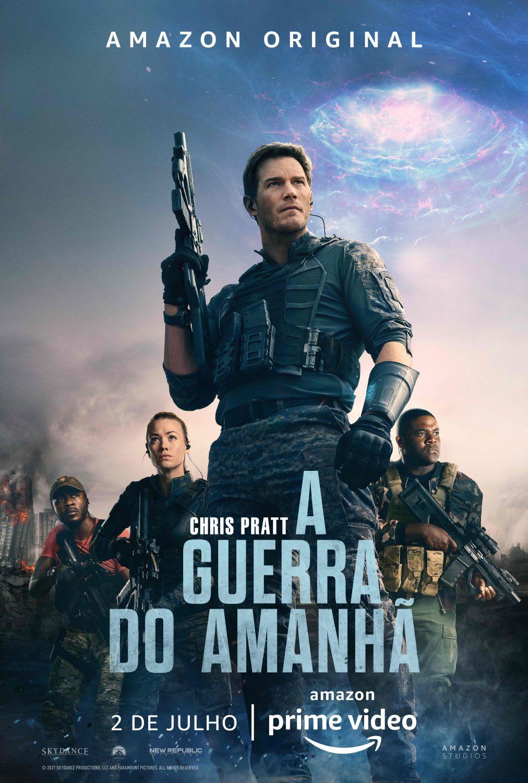 A Guerra do Amanhã - Filme 2021 - AdoroCinema