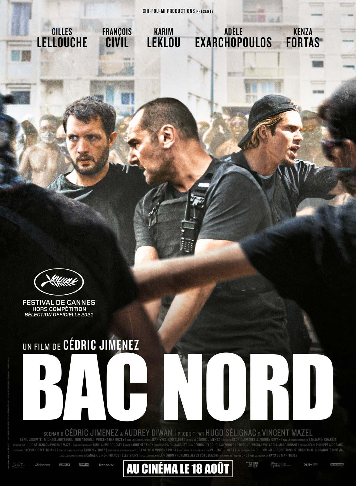 Bac Nord: Sob Pressão - Filme 2020 - AdoroCinema