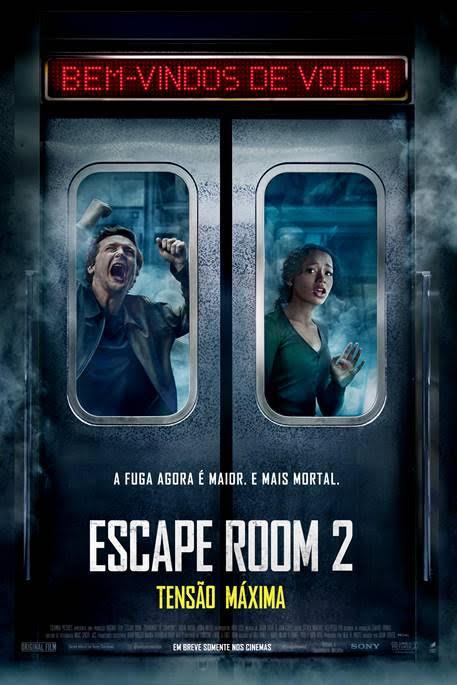 Escape Room 2 - Tensão Máxima - Filme 2021 - AdoroCinema