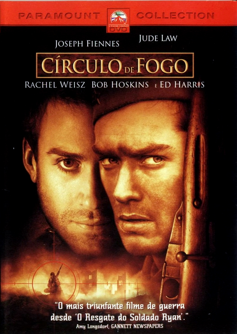 Círculo de Fogo - Filme 2000 - AdoroCinema
