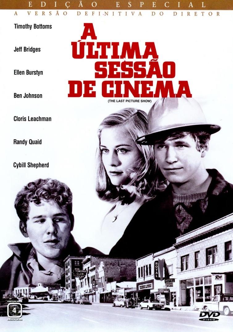 A Última Sessão de Cinema - Filme 1971 - AdoroCinema