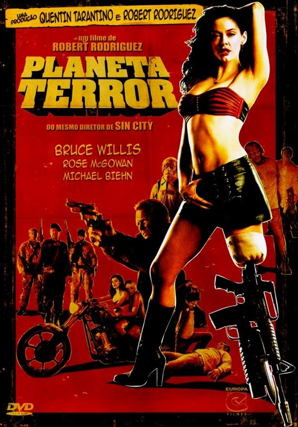 Planeta Terror - Filme 2007 - AdoroCinema