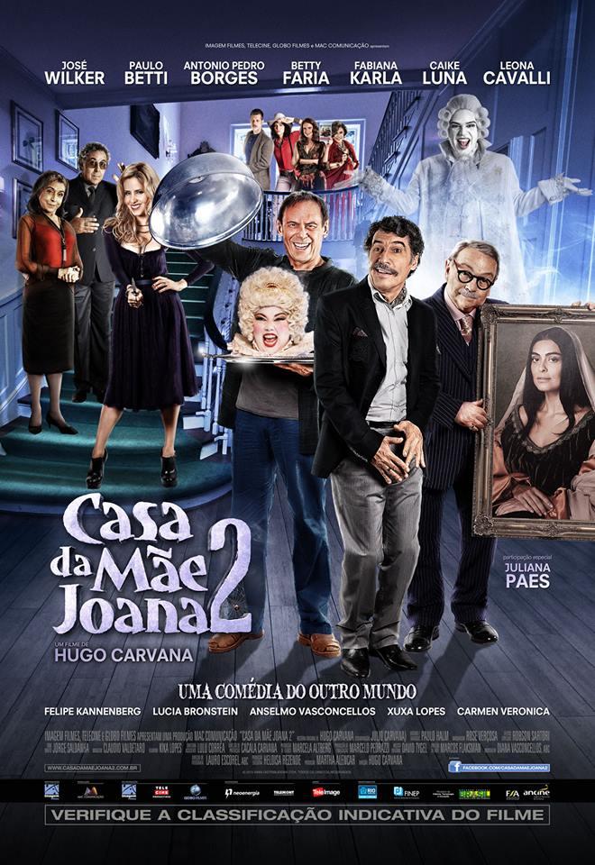 Casa da Mãe Joana 2 - Filme 2012 - AdoroCinema