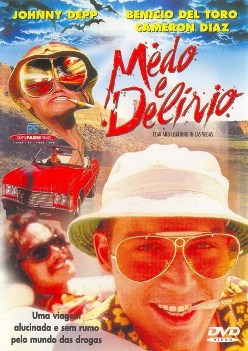 Medo e Delírio - Filme 1998 - AdoroCinema