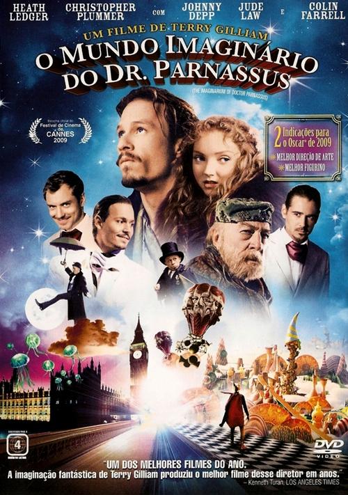 O Mundo Imaginário do Dr. Parnassus - Filme 2009 - AdoroCinema