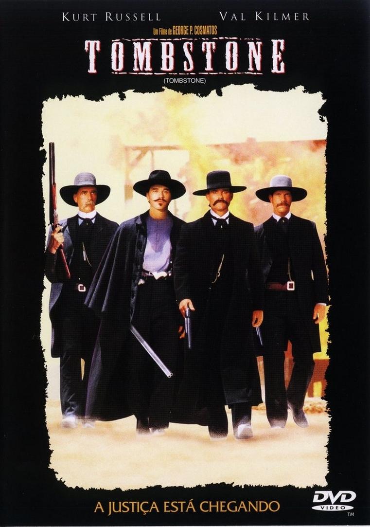 Tombstone - A Justiça Está Chegando - Filme 1993 - AdoroCinema