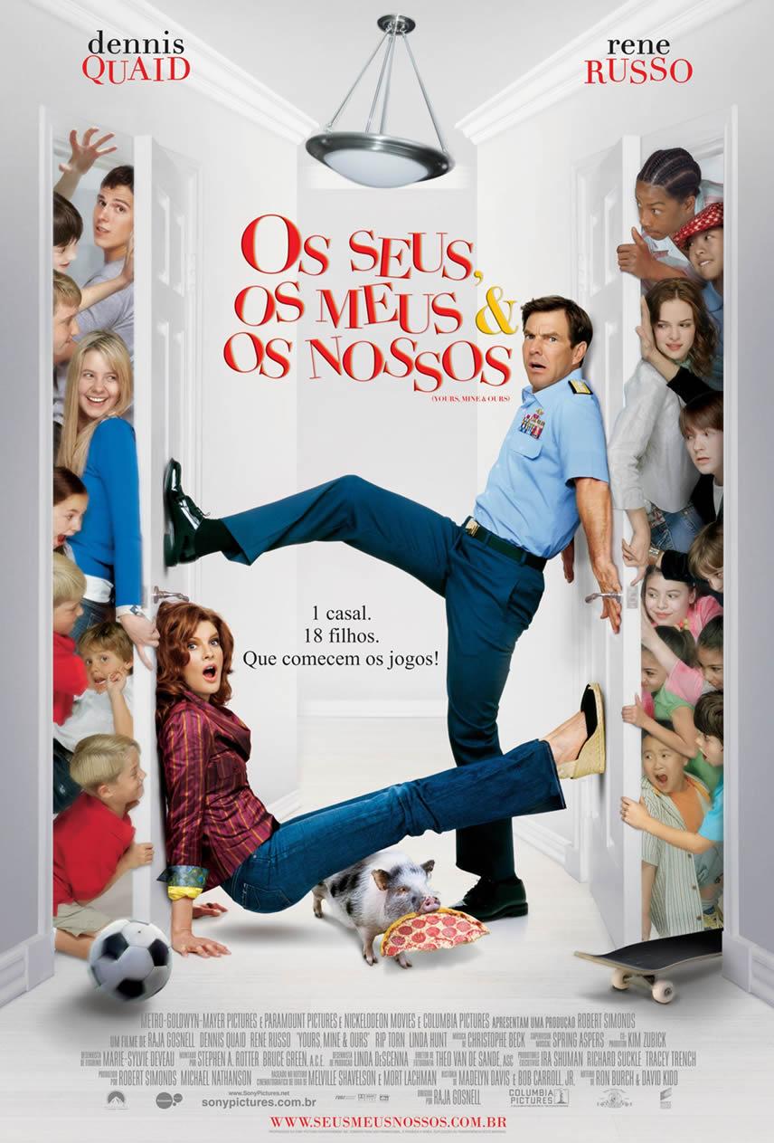 Os Seus, os Meus e os Nossos - Filme 2005 - AdoroCinema