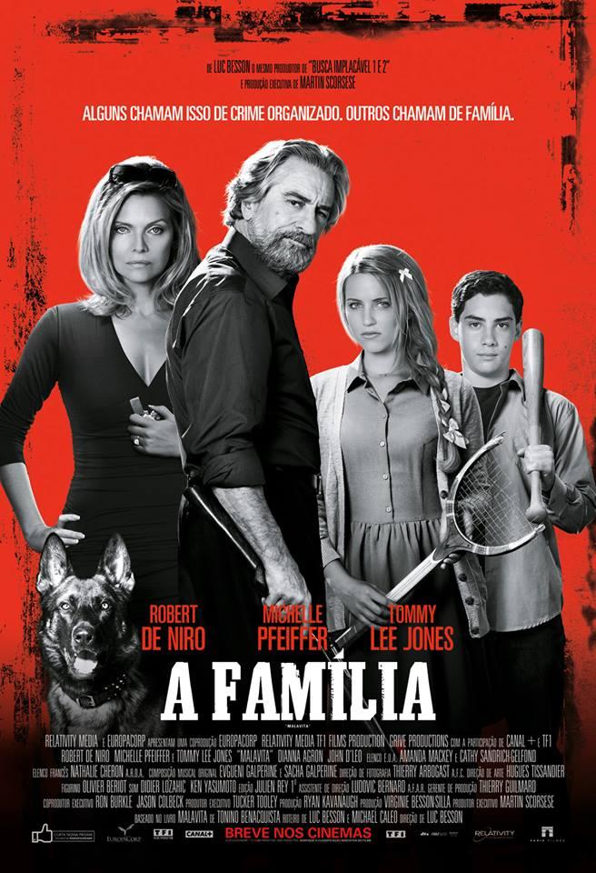 A Família - Filme 2013 - AdoroCinema