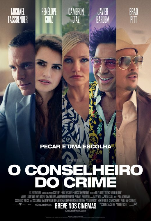 O Conselheiro do Crime - Filme 2013 - AdoroCinema