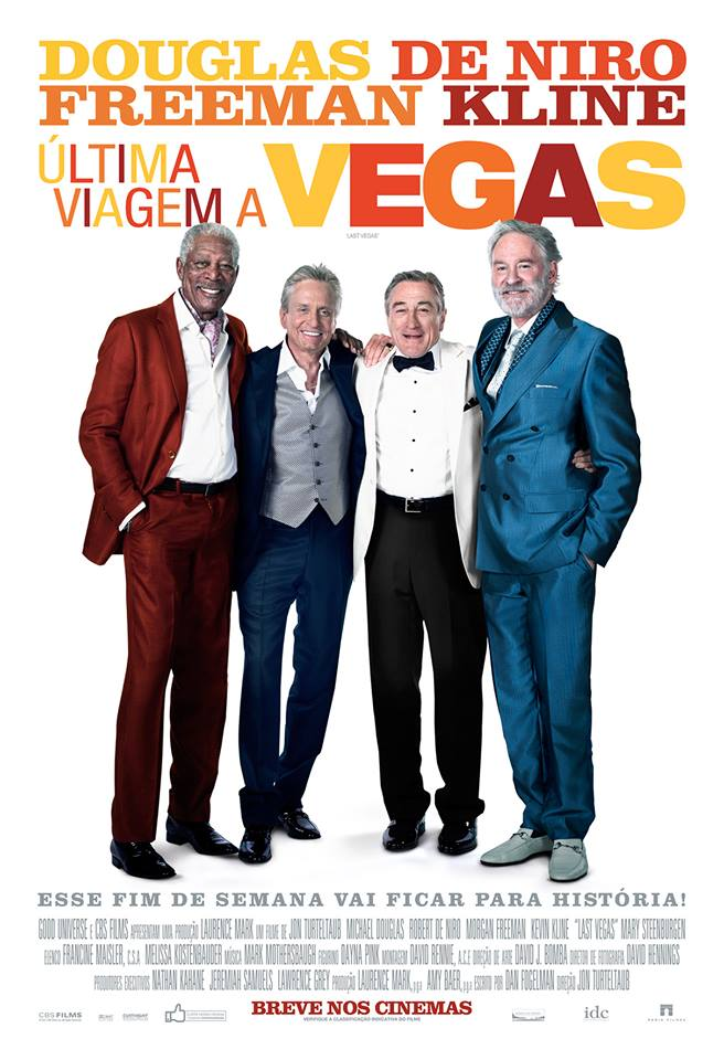 Última Viagem a Vegas - Filme 2013 - AdoroCinema