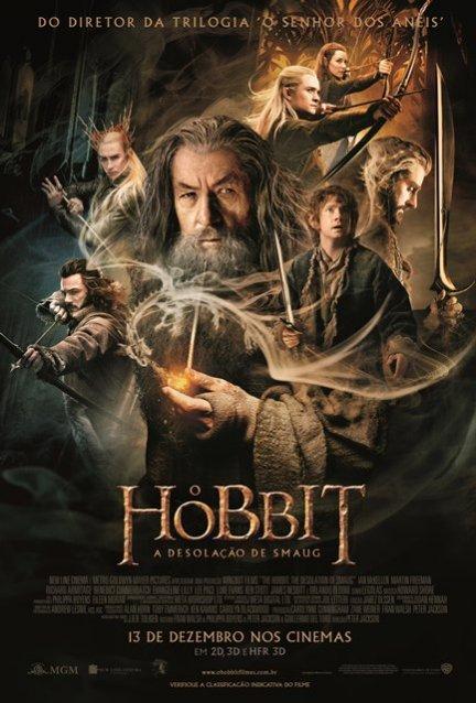 O Hobbit: A Desolação de Smaug - Filme 2013 - AdoroCinema