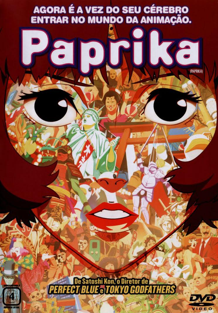 Paprika   Filme 20   AdoroCinema