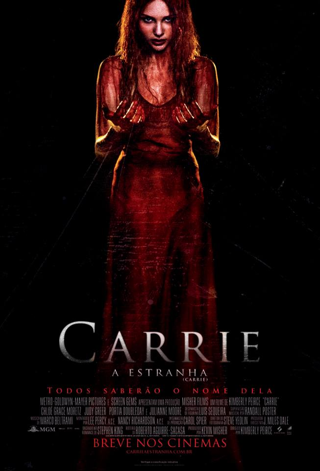 Resultado de imagem para Carrie – A Estranha adorocinema