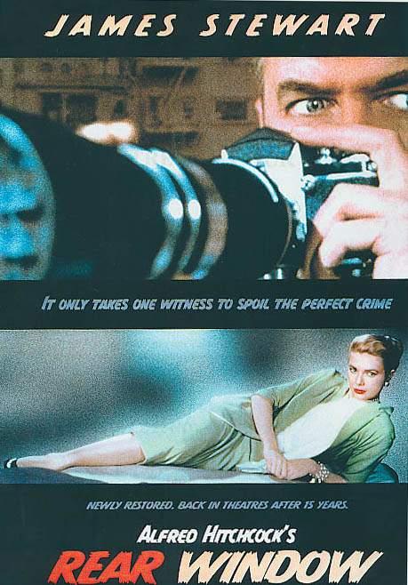 Janela Indiscreta: Grace Kelly