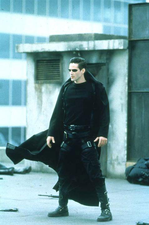 Matrix: Keanu Reeves