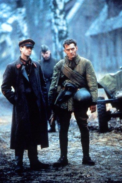 Círculo de Fogo: Joseph Fiennes, Jude Law