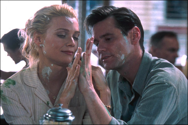 Cine Majestic : Foto Jim Carrey, Laurie Holden