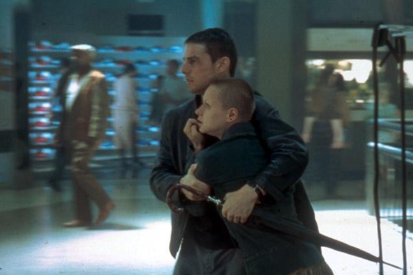 Minority Report - A Nova Lei : Foto Samantha Morton, Tom Cruise