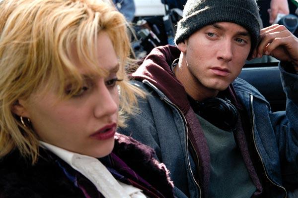 8 Mile - Rua das Ilusões : Foto Brittany Murphy, Eminem