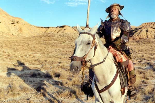 Perdido em La Mancha : Jean Rochefort