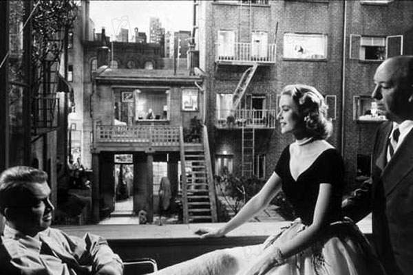 Janela Indiscreta: Grace Kelly, James Stewart