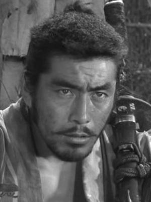 Poster Toshirô Mifune
