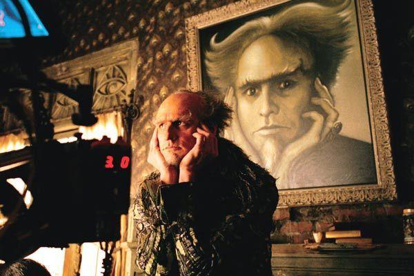 Desventuras em Série : Foto Brad Silberling, Jim Carrey