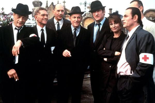 Ville à vendre : Photo Darry Cowl, Eddy Mitchell, Féodor Atkine, Jean-Pierre Mocky, Michel Serrault