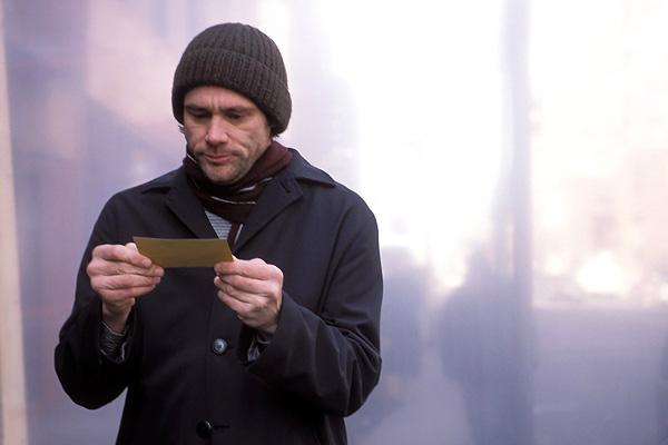 Brilho Eterno de uma Mente Sem Lembranças : Foto Jim Carrey, Michel Gondry