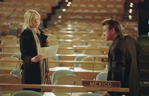 A Intérprete: Nicole Kidman, Sean Penn