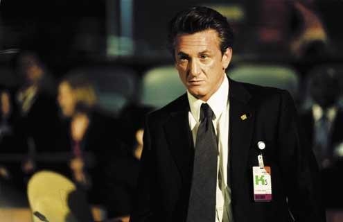 A Intérprete: Sean Penn