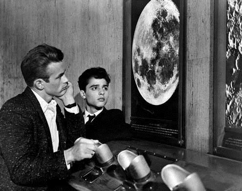 Juventude Transviada : Foto James Dean, Nicholas Ray, Sal Mineo