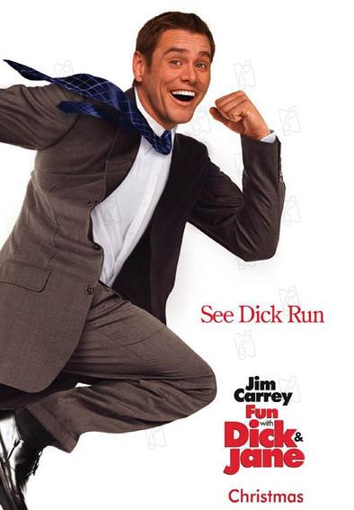 As Loucuras de Dick e Jane : Foto Dean Parisot, Jim Carrey