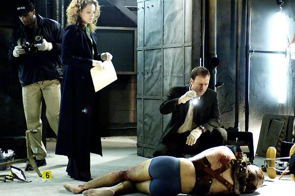 Jogos Mortais 2: Darren Lynn Bousman, Dina Meyer