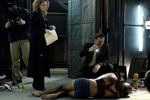 Jogos Mortais 2: Darren Lynn Bousman, Dina Meyer, Donnie Wahlberg