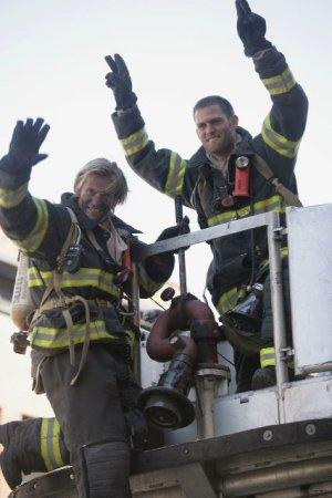 Rescue Me : Foto Denis Leary, Steven Pasquale