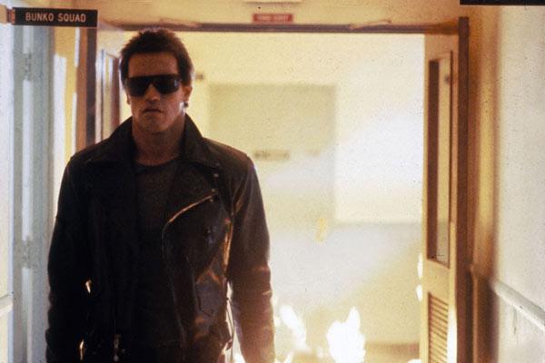 O Exterminador do Futuro: Arnold Schwarzenegger